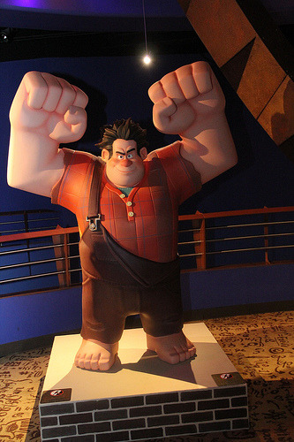 lessons from wreck it ralph
